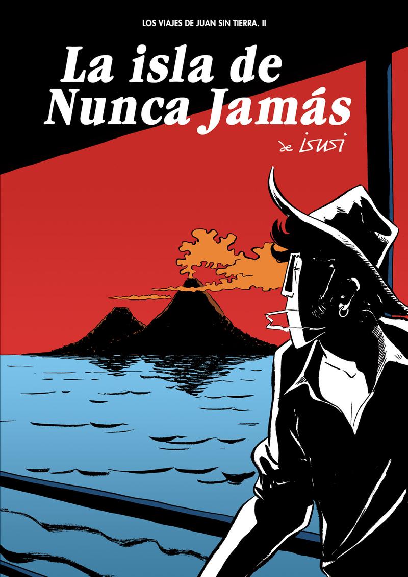 ISLA DE NUNCA JAMAS,LA 2ª ED.: portada