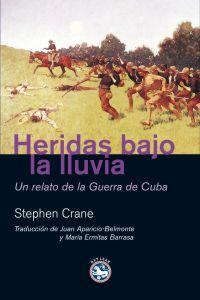 HERIDAS BAJO LA LLUVIA: portada