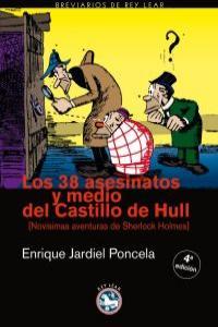 38 ASESINATOS Y MEDIO 2ªDEL CASTILLO DE HULL,LOS 4ªED: portada