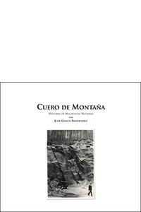 CUERO DE MONTA�A: portada