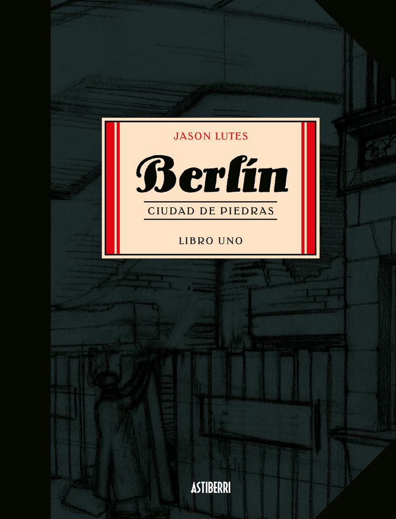 BERLIN 1. CIUDAD DE PIEDRAS 8.ª ED.: portada