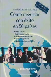 Cómo negociar con éxito en 50 países: portada
