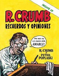 EL ÁLBUM DE R. CRUMB: portada