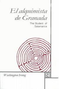 ALQUIMISTA DE GRANADA,EL: portada