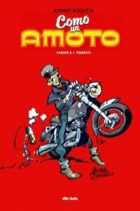 JOHNNY ROQUETA. COMO UN AMOTO: portada