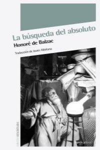 BUSQUEDA DEL ABSOLUTO,LA (2ª edición): portada