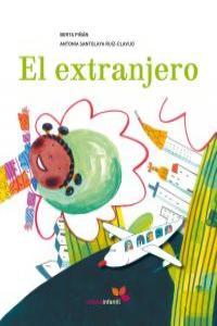 EL EXTRANJERO: portada