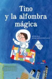 TINO Y LA ALFOMBRA MAGICA: portada