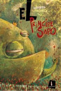 EL PRíNCIPE SAPO: portada