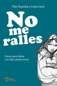 NO ME RALLES: portada
