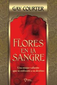 FLORES EN LA SANGRE: portada