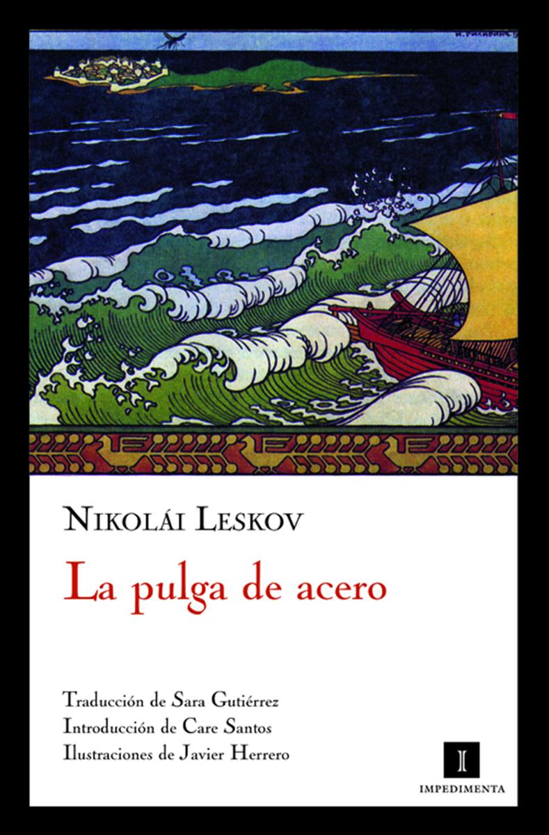 PULGA DE ACERO,LA 3ªED: portada