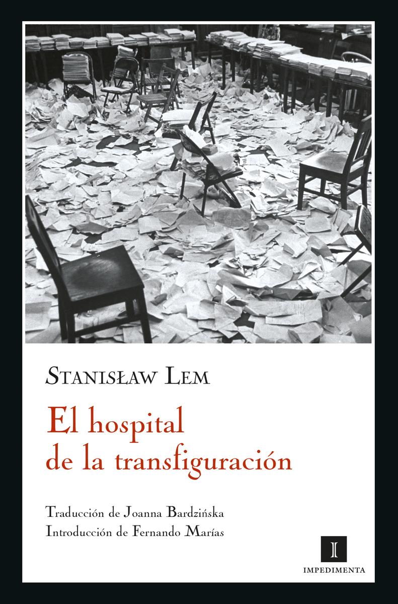 HOSPITAL DE LA TRANSFIGURACION,EL 8ªED: portada