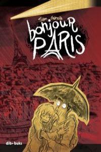 BONJOUR PARIS: portada