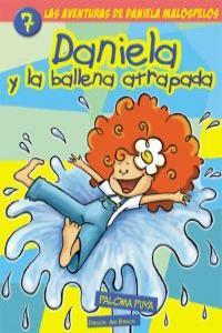 DANIELA Y LA BALLENA ATRAPADA 7: portada