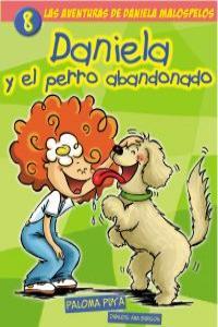 DANIELA Y EL PERRO ABANDONADO 8: portada