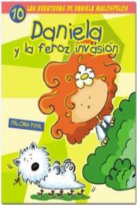 DANIELA Y LA FEROZ INVASION 10: portada