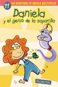 DANIELA Y EL GENIO DE LA ZAPATILLA 11: portada