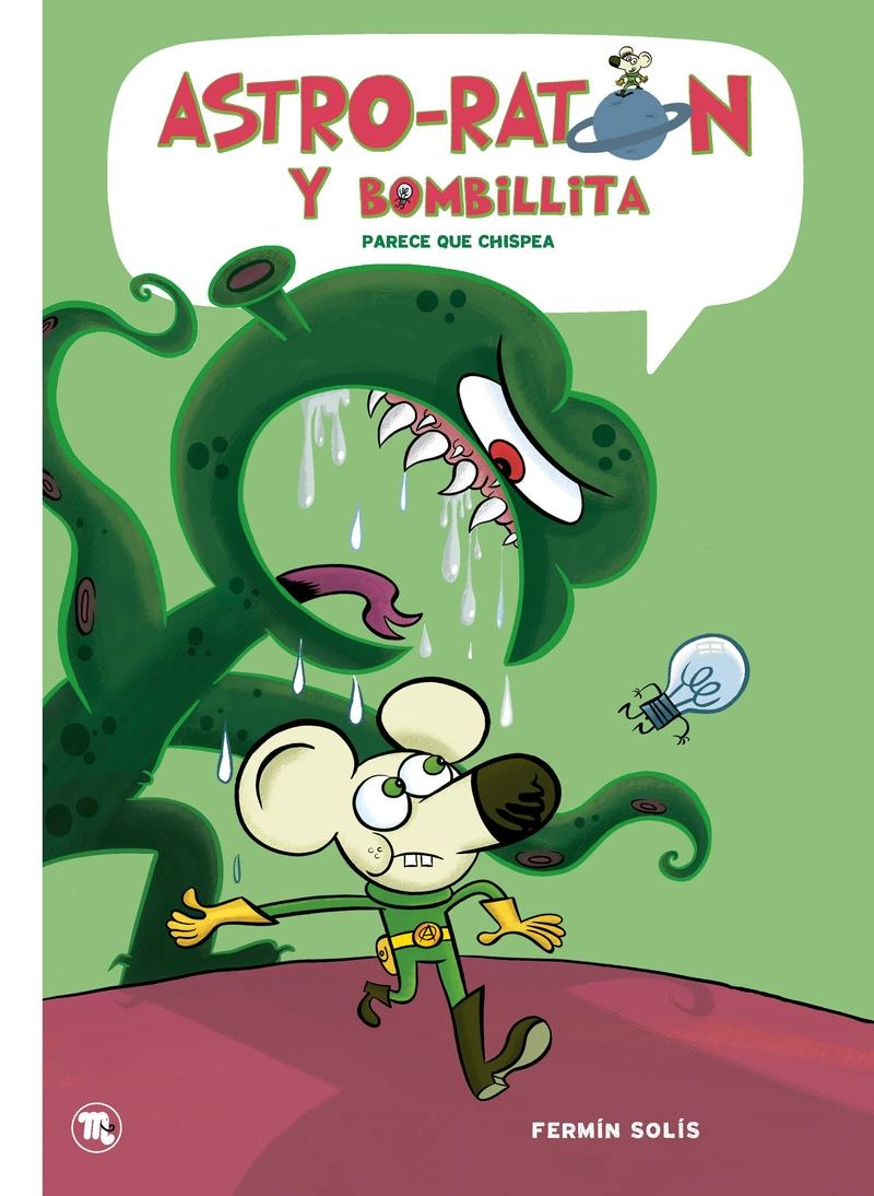 ASTRO-RATON Y BOMBILLITA 1: portada