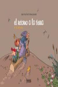 RETORNO A LA TIERRA,EL 4 EL DILUVIO: portada