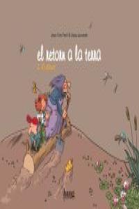 RETORN A LA TERRA,EL 4 EL DILUVI - CAT: portada