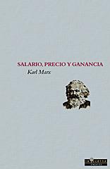 SALARIO, PRECIO Y GANANCIA: portada