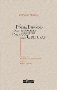 POESÍA ESPAÑOLA CONTEMPORÁNEA LEÍDA COMO UN DIÁLOGO ENTRE CU: portada