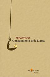 CONOCIMIENTO DE LA LLAMA: portada