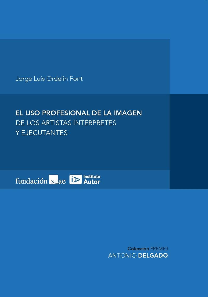 USO PROFESIONAL DE LA IMAGEN,EL: portada