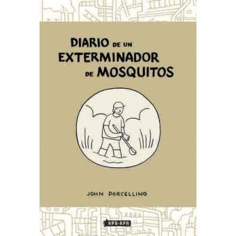 DIARIO DE UN EXTERMINADOR DE MOSQUITOS: portada