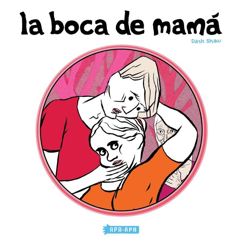 BOCA DE MAMA,LA: portada