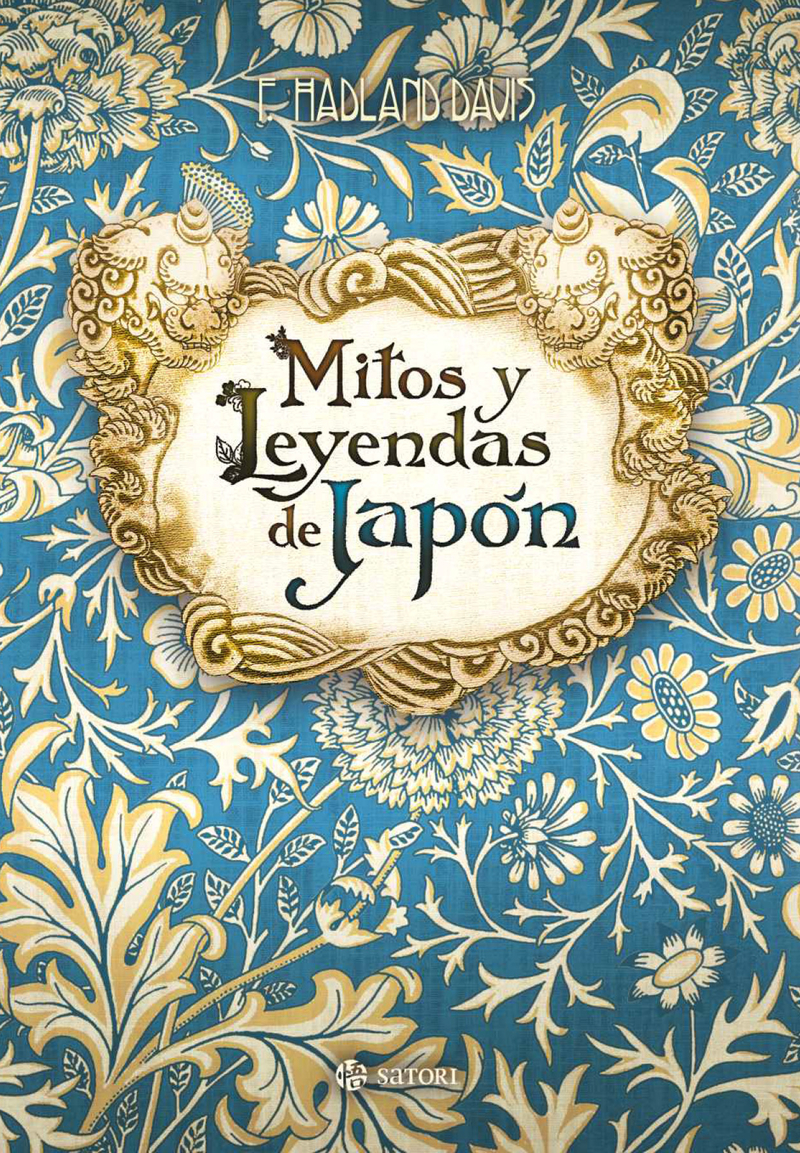 Mitos y leyendas de Japón 6ª Ed.: portada