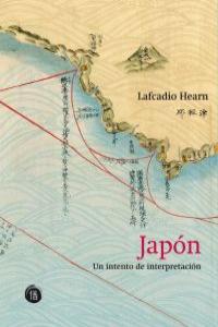 JAPON UN INTENTO DE INTERPRETACION: portada