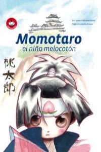 MOMOTARO EL NIÑO MELOCOTON: portada