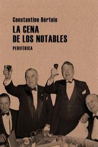 CENA DE LOS NOTABLES,LA: portada