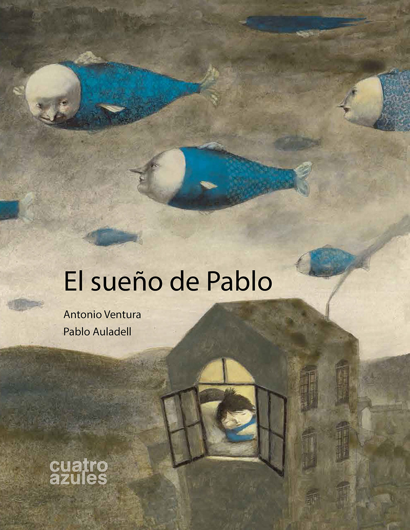 SUEÑO DE PABLO, EL (2ª edición.): portada
