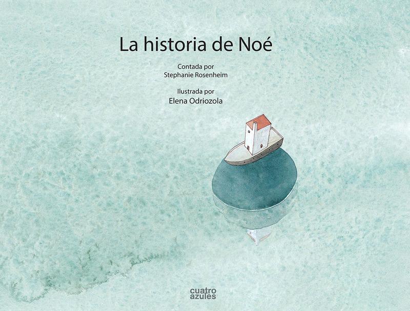 HISTORIA DE NOE,LA: portada