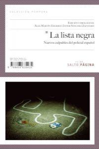 LISTA NEGRA, LA: portada