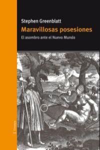 MARAVILLOSAS POSESIONES: portada