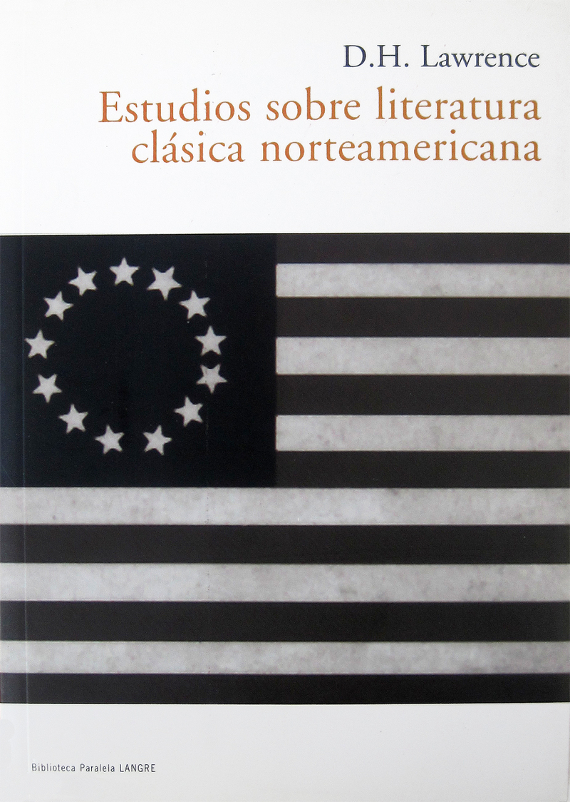 ESTUDIOS SOBRE LITERATURA CLASICA NORTEAMERICANA: portada