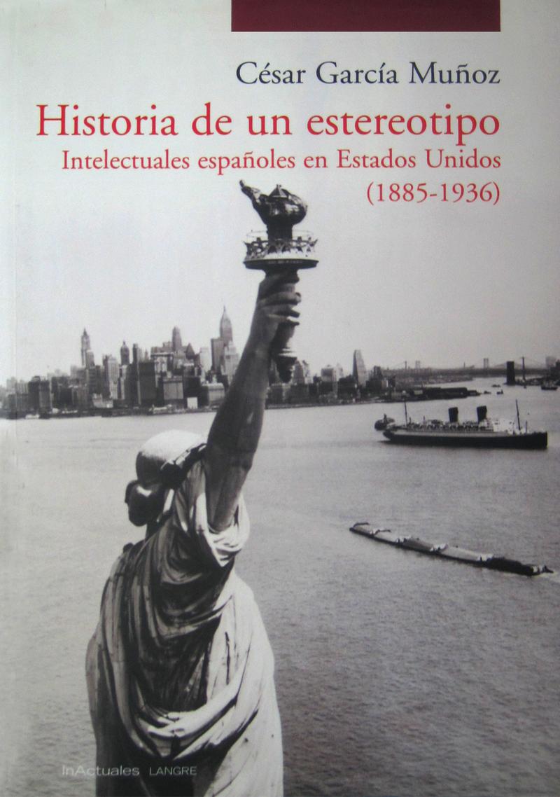 HISTORIA DE UN ESTEREOTIPO: portada