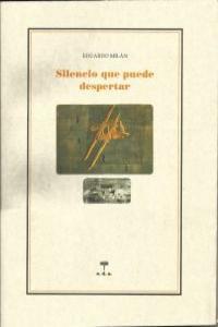 SILENCIO QUE PUEDE DESPERTAR: portada