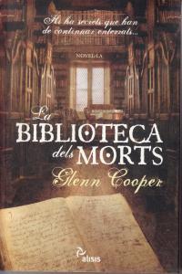 BIBLIOTECA DELS MORTS - CAT: portada