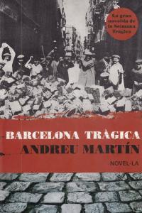 BARCELONA TRAGICA - CAT: portada