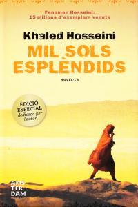 MIL SOLS ESPLENDIDS - EDICIO DE LUXE: portada