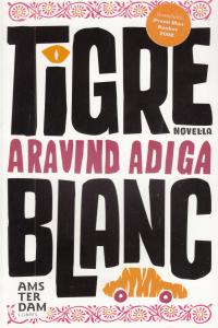 TIGRE BLANC - CAT: portada
