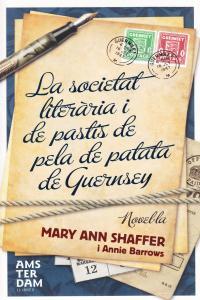 SOCIETAT LITERARIA I DE PASTIS DE PELA DE PATATA 4ªED: portada