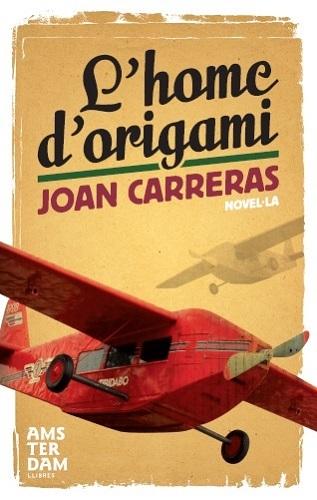 L'HOME D'ORIGAMI - CAT: portada