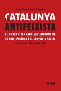 LA CATALUNYA ANTIFEIXISTA: portada