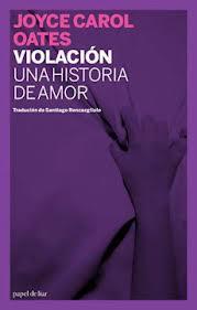 VIOLACION UNA HISTORIA DE AMOR: portada
